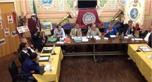 votazione consiglio comunale Diano Marina 2