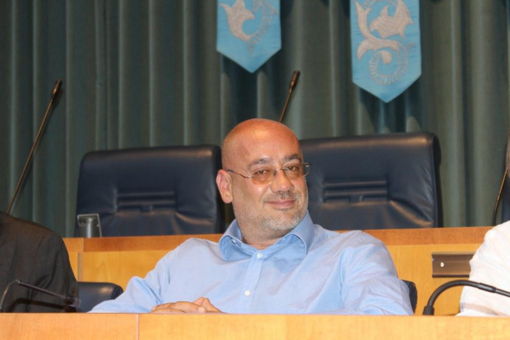 Il vice sindaco Giuseppe Zagarella
