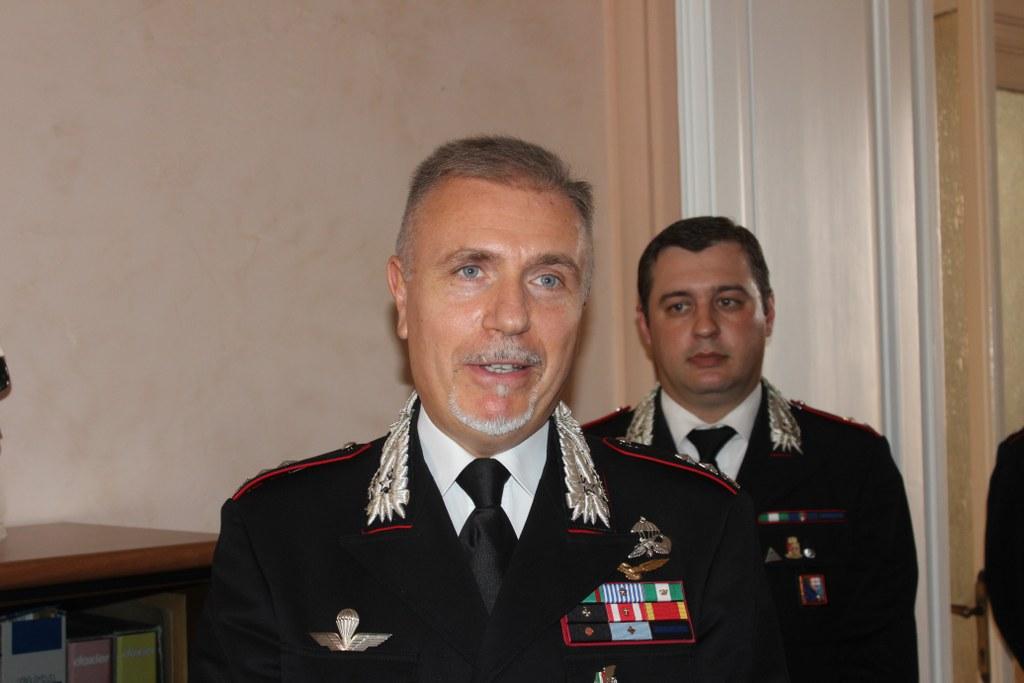 Colonnello Luciano Zarbano