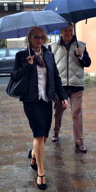 Maria Elena Segati e Rodolfo Leone