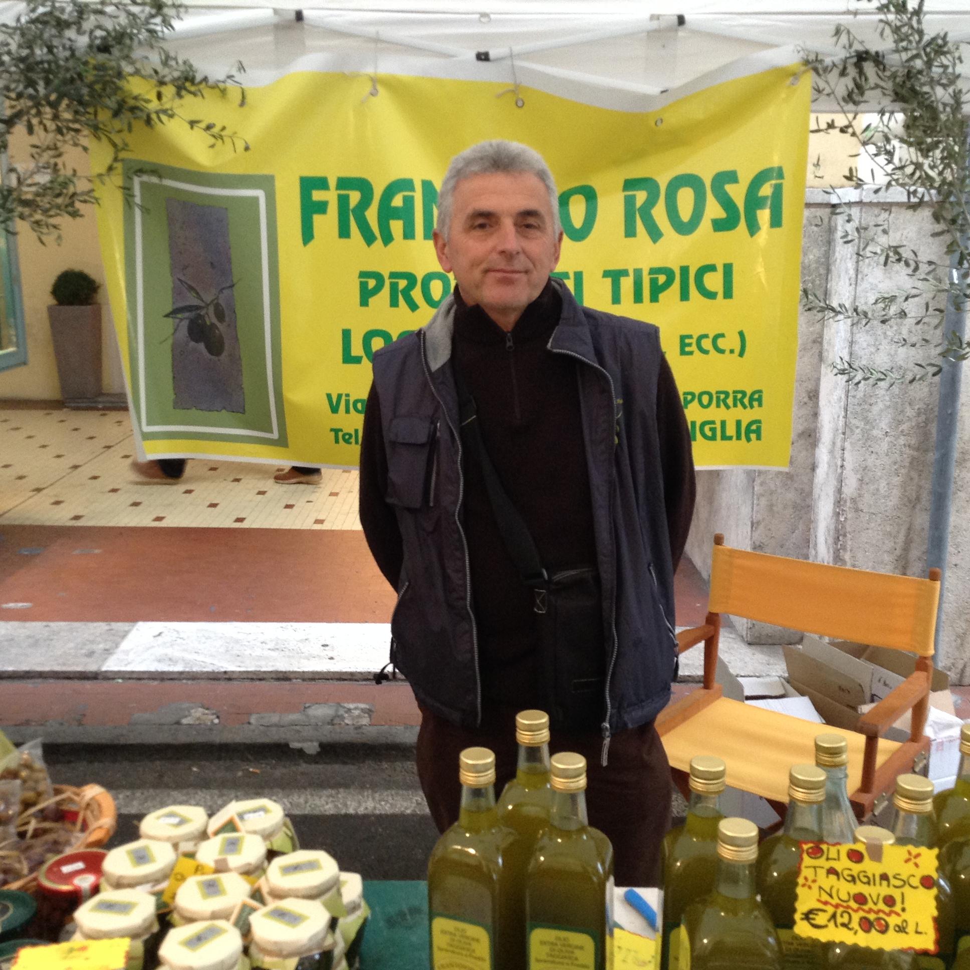 Mario del Frantoio Rosa di Ventimiglia