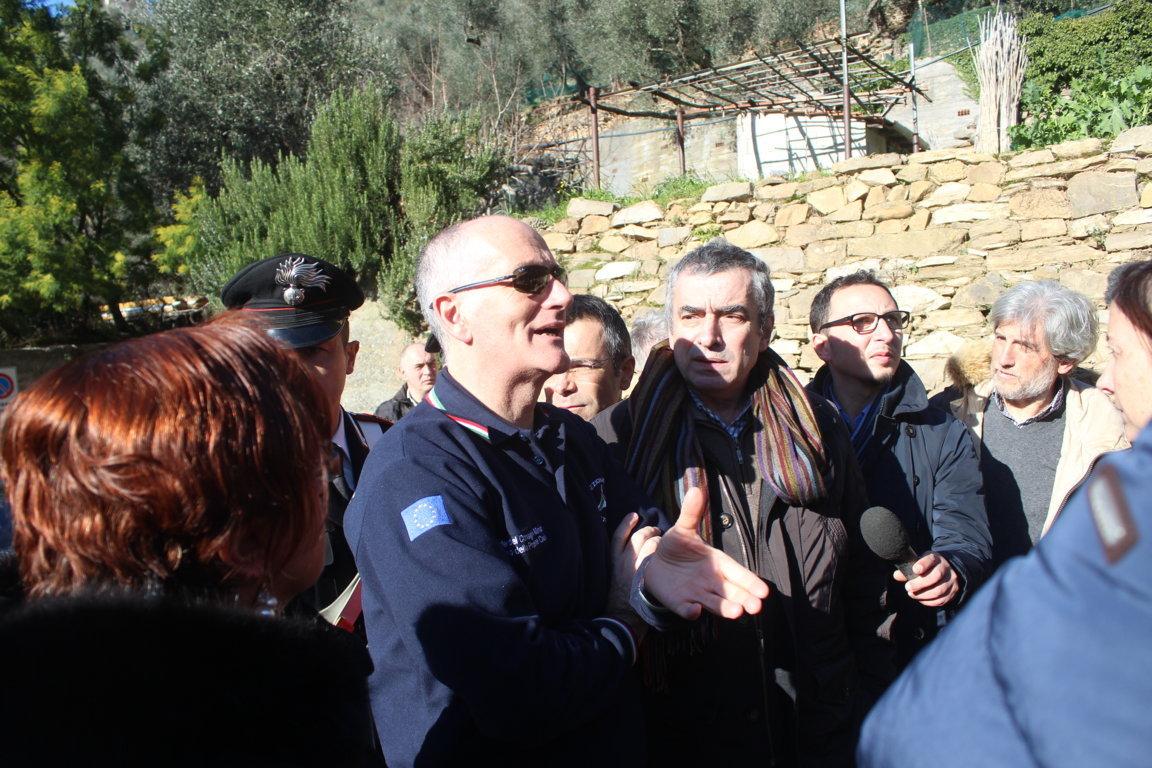 visita capo della protezione civile Franco Gabrielli  (90)