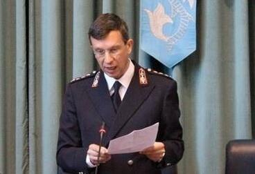 Aldo Bergaminelli, comandante della Polizia Municipale di Imperia