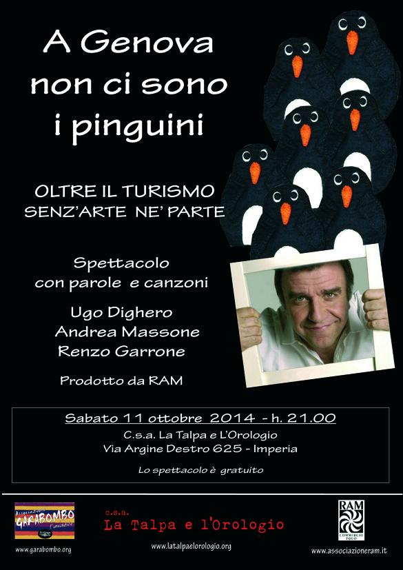 RAM Viaggi - locandina - invito - Imperia - ottobre 2014 WEB
