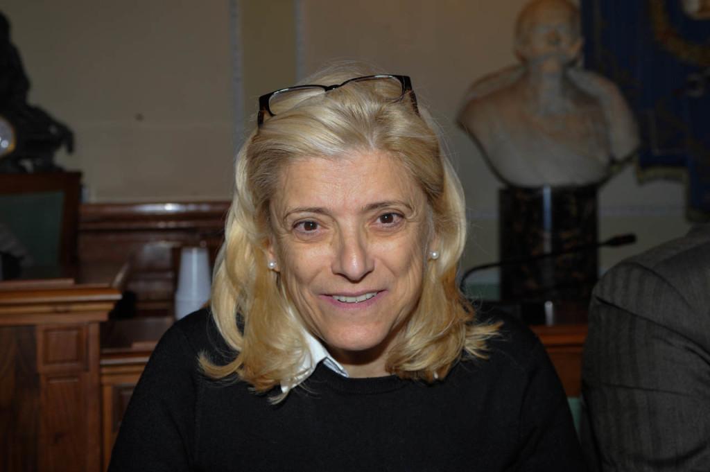 La Senatrice Donatella Albano
