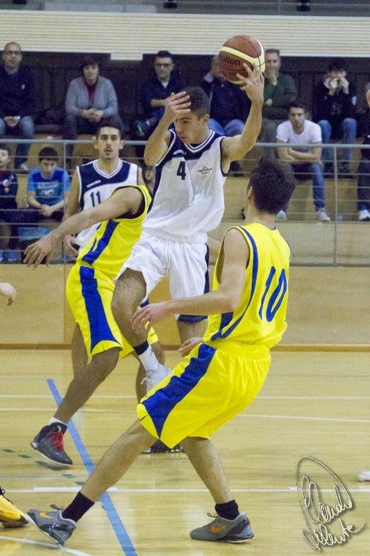 basket 24 marzo