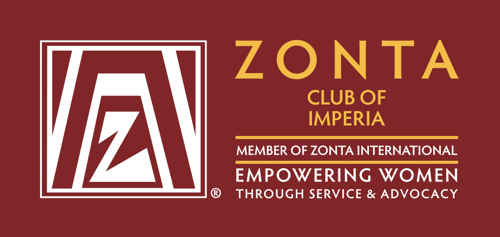 1-Zonta Club Logo_Horizontal_Color_Reverse_SAVONA AREA