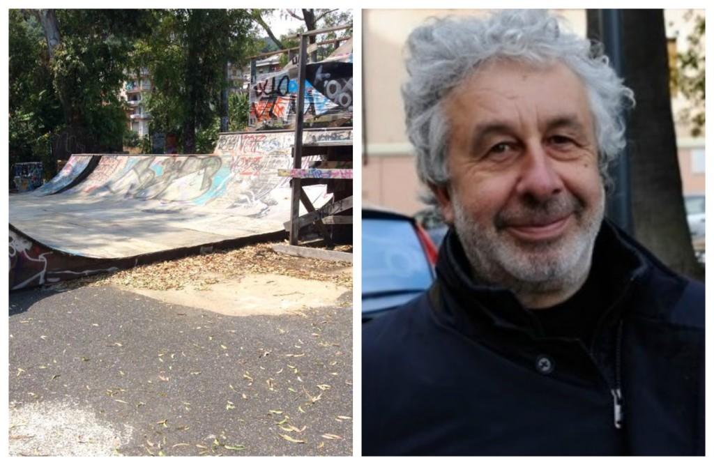 skate park enrico_replica