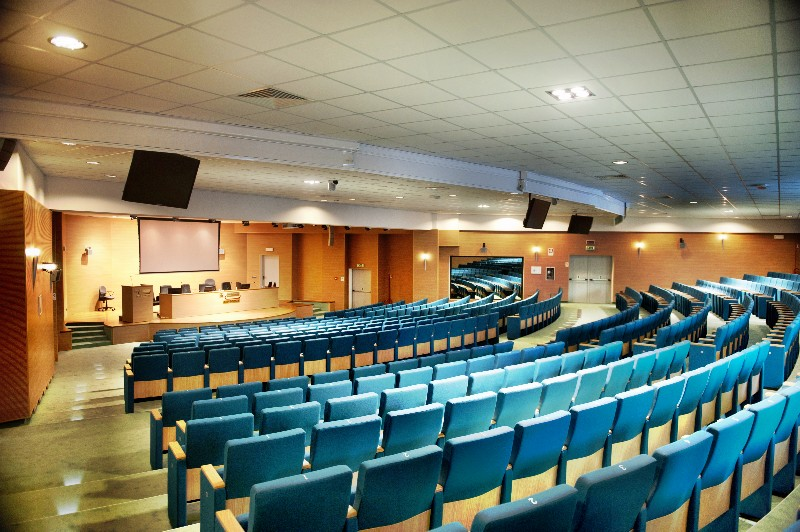 Auditorium Camera Commercio
