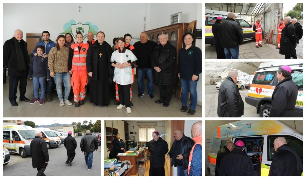 collage_visita vescovo