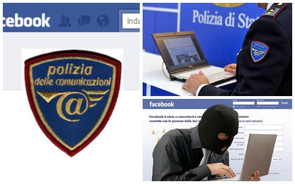 POLIZIA POSTALE FB