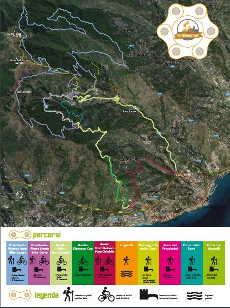 mappa dei sentieri_san lorenzo