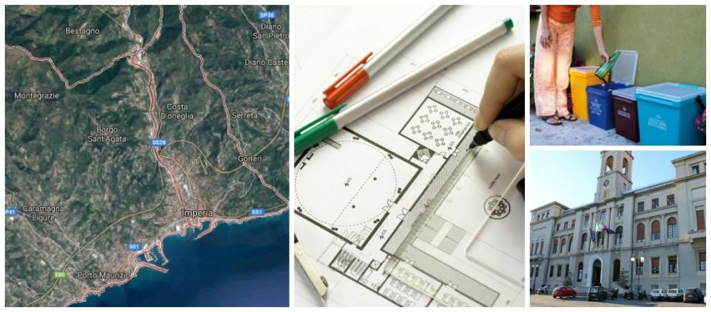 Imperia la mappatura delle strade il primo passo verso - Architetto porta ...