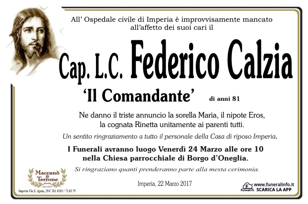 Calzia Federico
