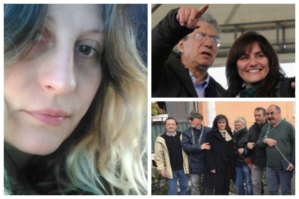 Replica al Segretario della Lega Nord Andrea Spinosi e Sonia Viale