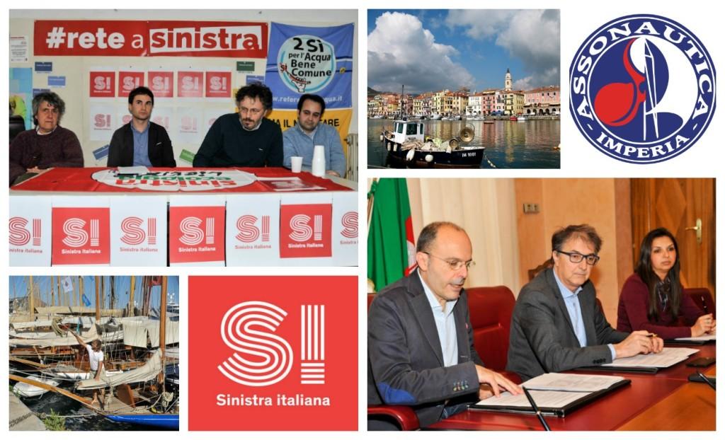 sinistra italiana assonautica porto oneglia