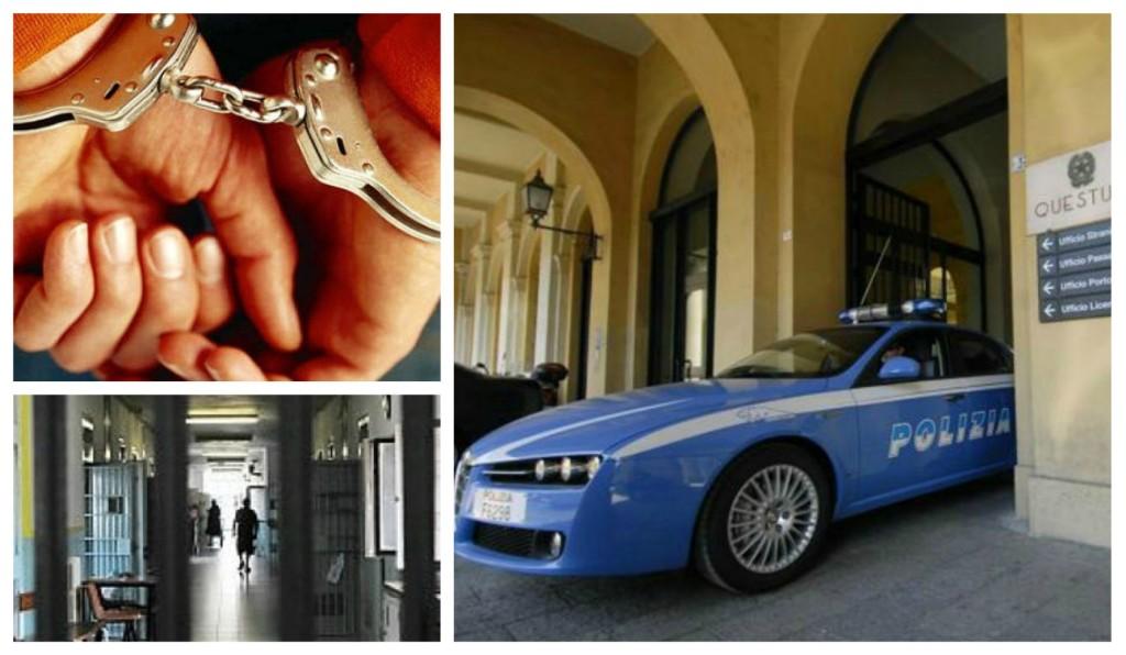 collage_arrestocarcere_polizia