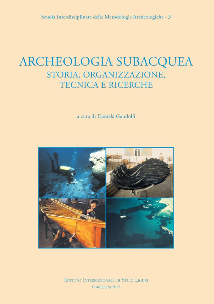 Copertina Archeologia Subacquea