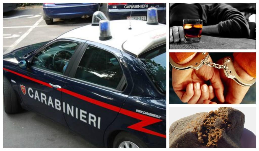 collage_carabinieri_arresti_pasq