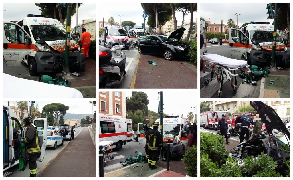 incidente-stradale-viale-matteotti-ambulanza-croce-oro-imperia