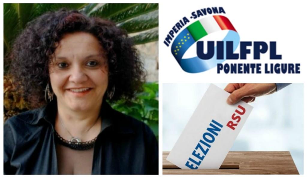 milena-speranza-uil-fpl-ponente-ligure-elezioni-rsu