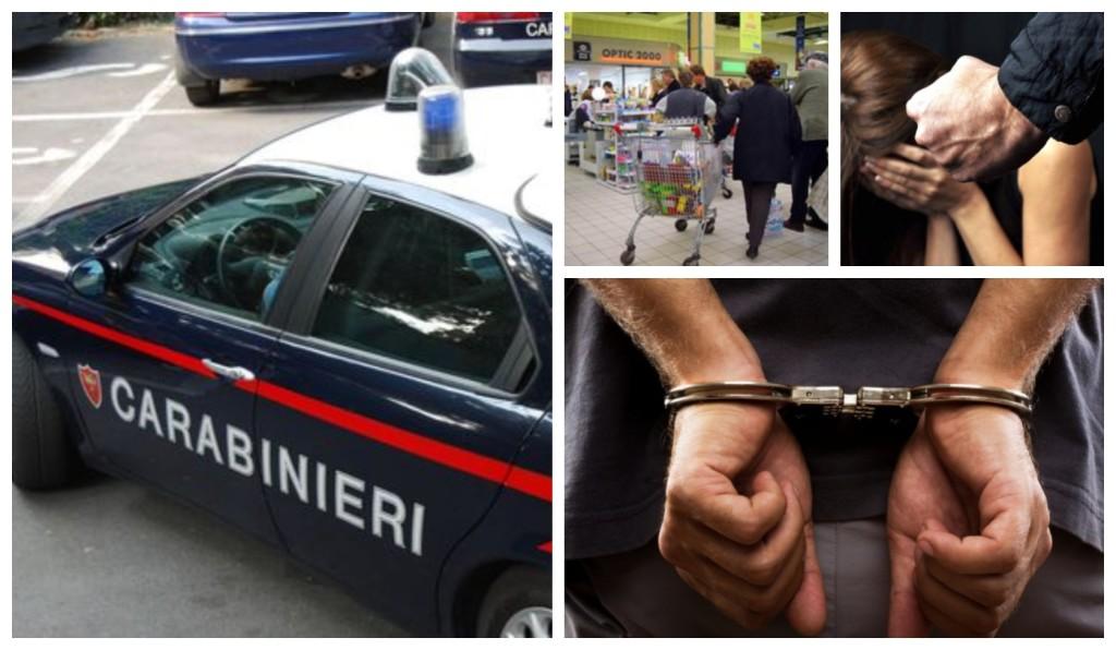 carabinieri-arresto-aggressione-supermercato