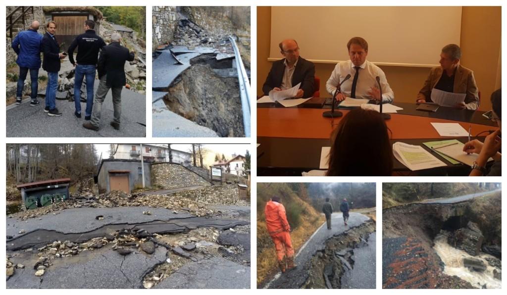 frana-monesi-strada-alluvione-regione-liguria-imperia