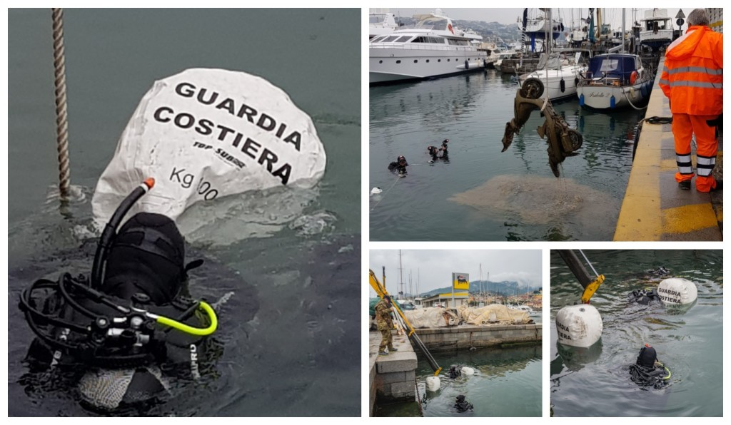 pulizia-porto-guardia-costiera-sanremo-nucleo-sub
