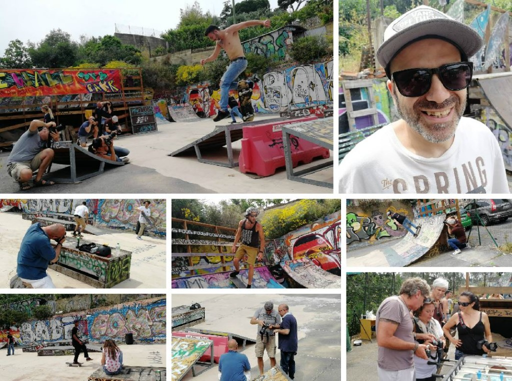 skate park workshop