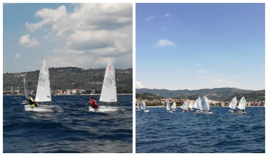 vela-optimist-regata-club-del-mare-san-bartolomeo-al-mare