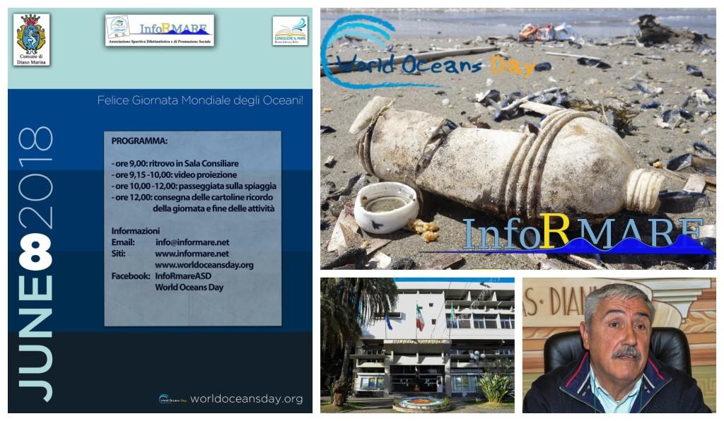 8 giugno diano marina giornata oceano mare informare