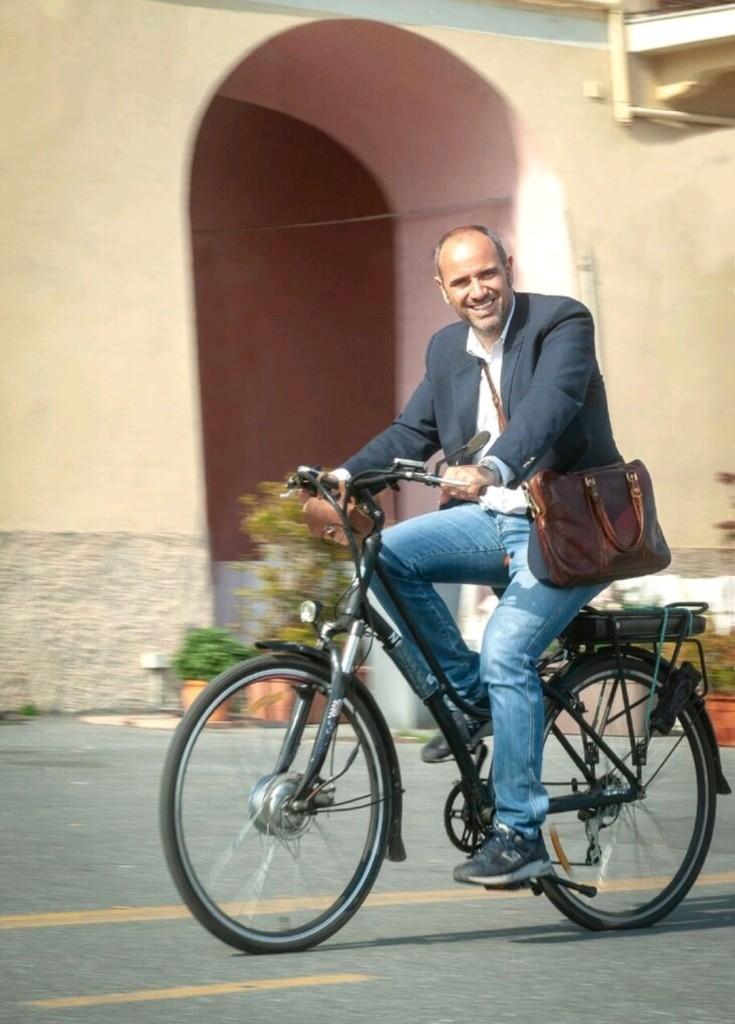 Guido in bicix