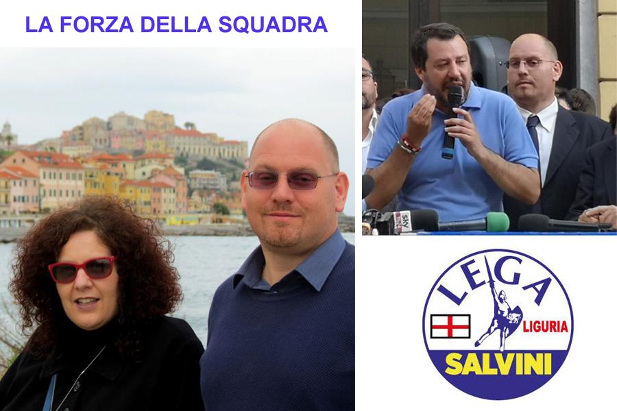 Lega - Salvini - Tassara - Lanza