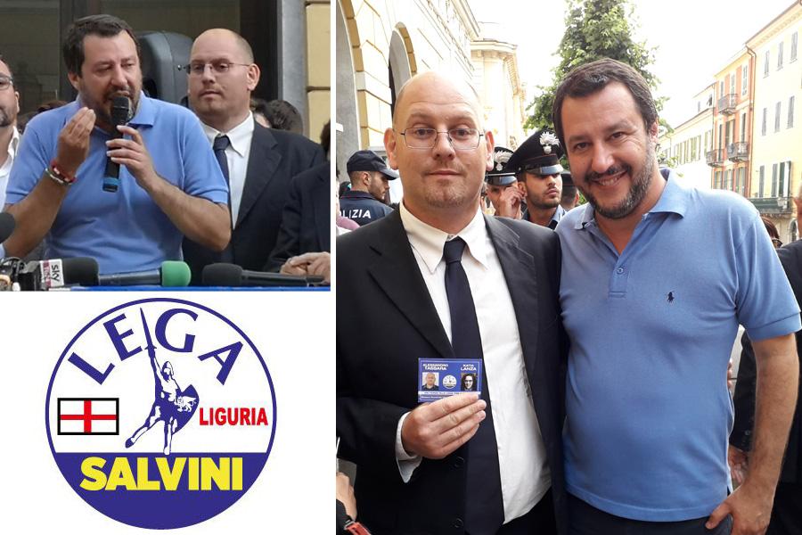 Lega Tassara e Salvini 1