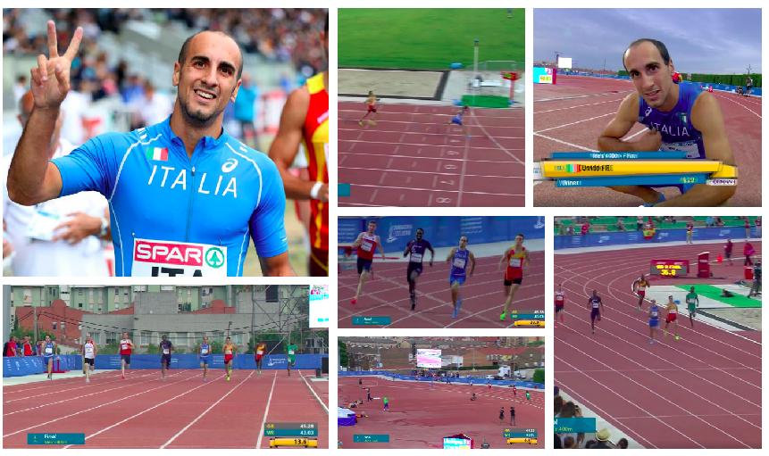 davide-re-giochi-del-mediterraneo-tarragona-atletica-400-metri-record-italiano-medaglia-oro