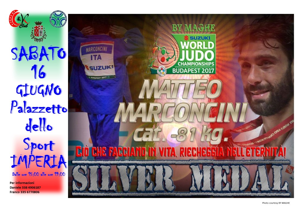 Stage Matteo Marconcini - manifesto