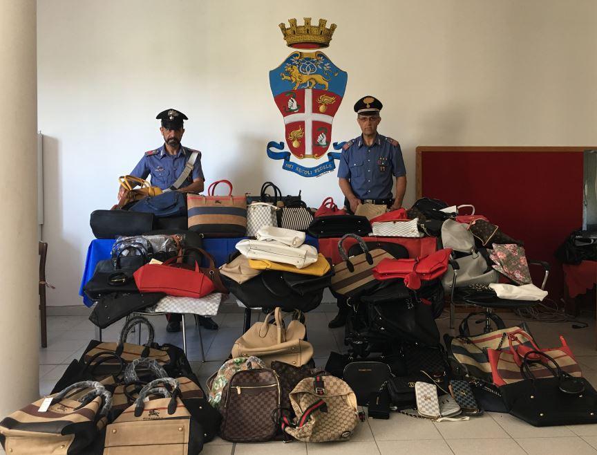 carabinieri contraffazione mercato