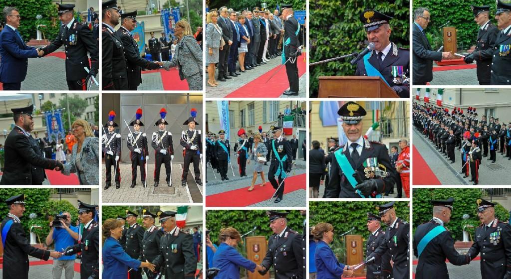 festa carabinieri 2018 collage