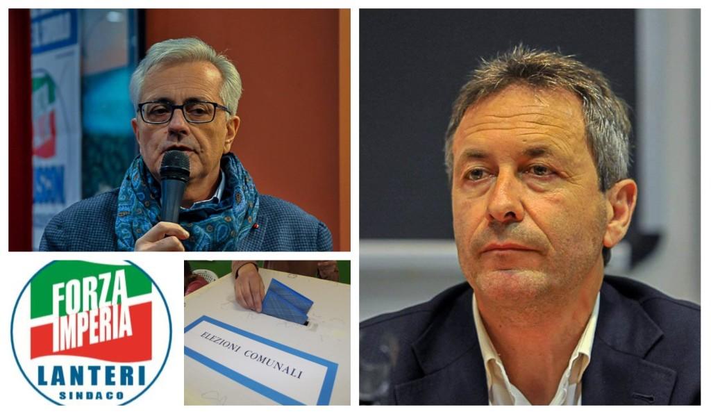 forza imperia lanteri sindaco elezioni comunali antonello ranise