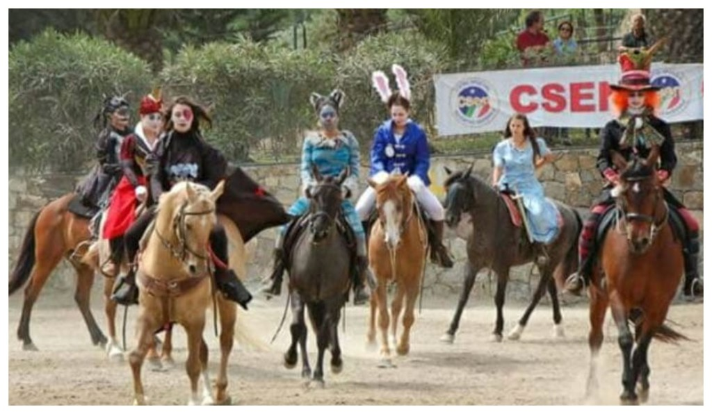 il ranch montegrazie fine corso sportivo