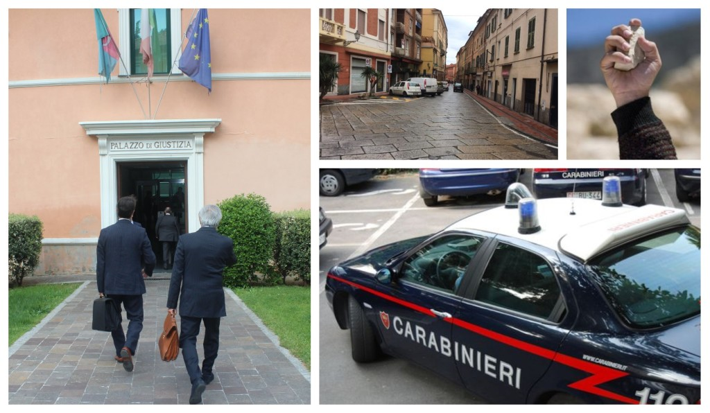 imperia carabinieri via casione