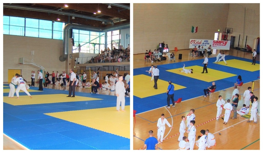 ok club imperia judo palazzetto sport
