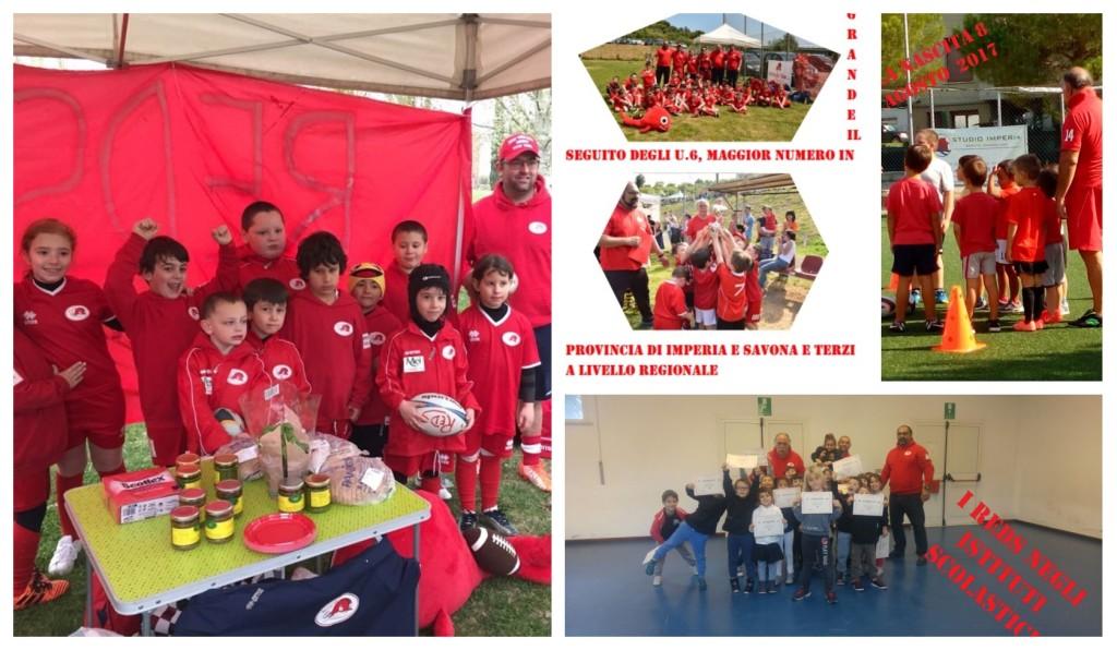 reds rugby team imperia stagione sprtiva