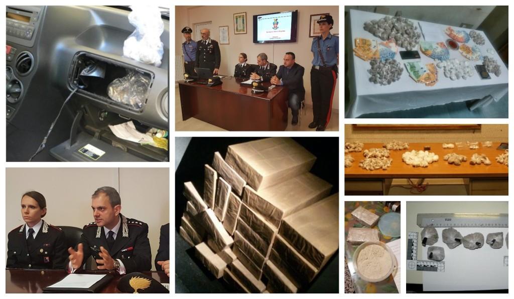 stones express operazione carabinieri arresto spaccio droga (9)