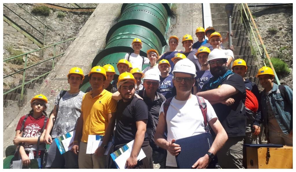 studenti-istituto-marconi-imperia-centrale-idroelettrica-airole
