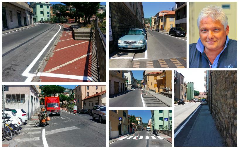 via-santa-lucia-imperia-parcheggi-auto-marciapiede-antonio-gagliano-claudio-scajola