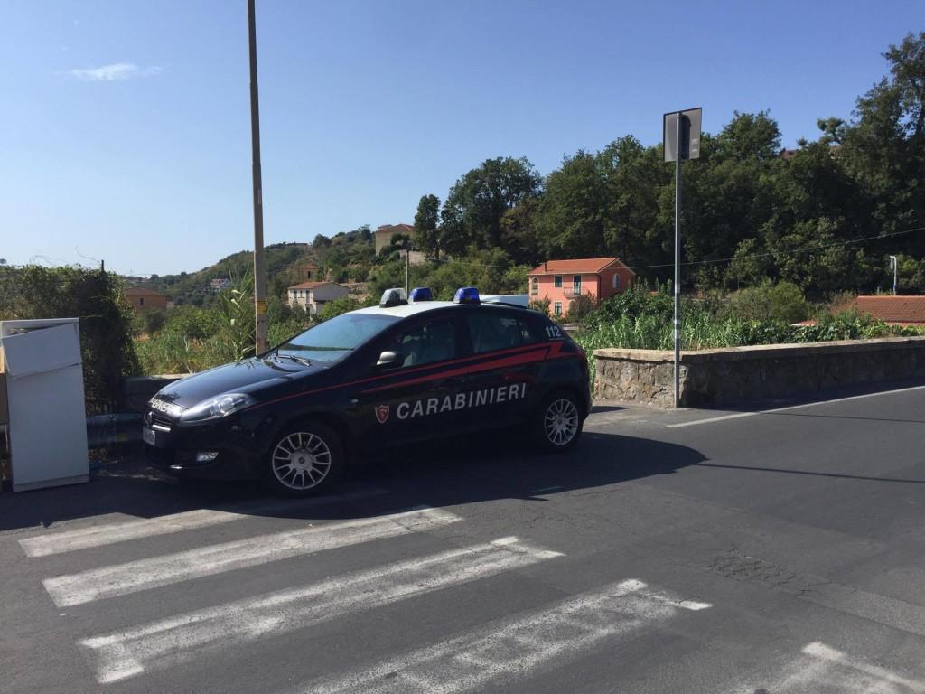 carabinieri caramagna