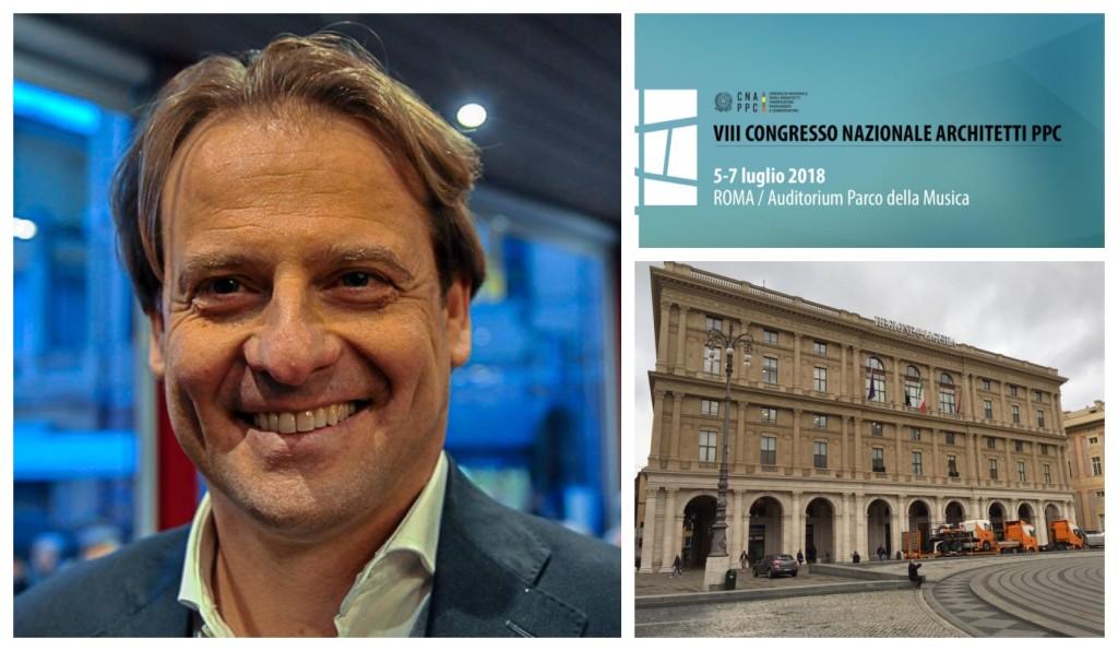 marco scajola congresso nazionale architetti regione liguria