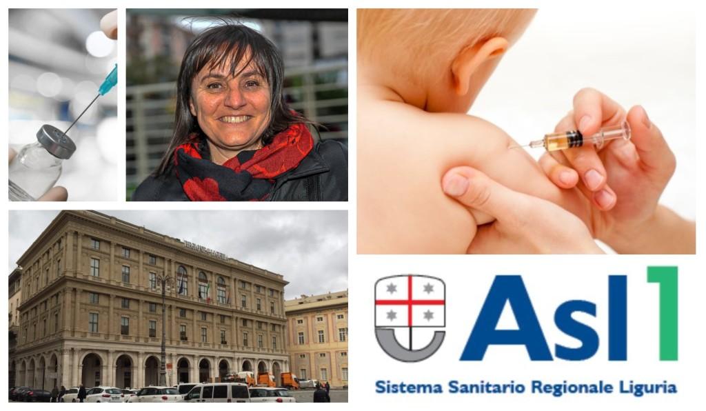 regione liguria asl vaccini sanzioni sonia viale