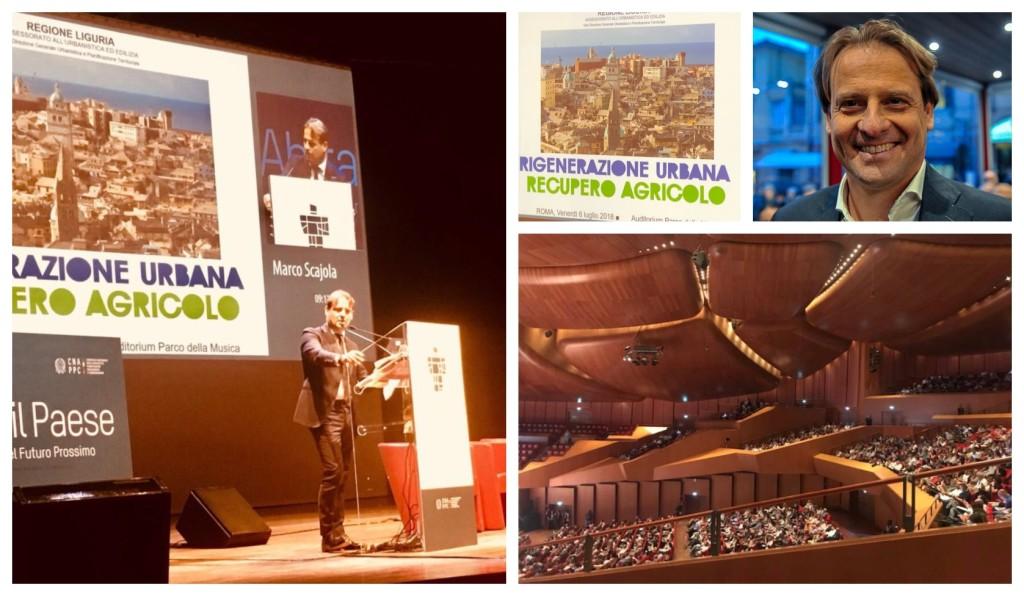 regione liguria marco scajola roma congresso architetti